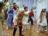 танец Белый снег (окончание)