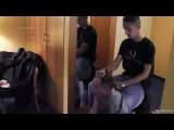BEYOND LIMITS gay feet trampling domination